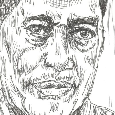 R. L. Burnside drawing